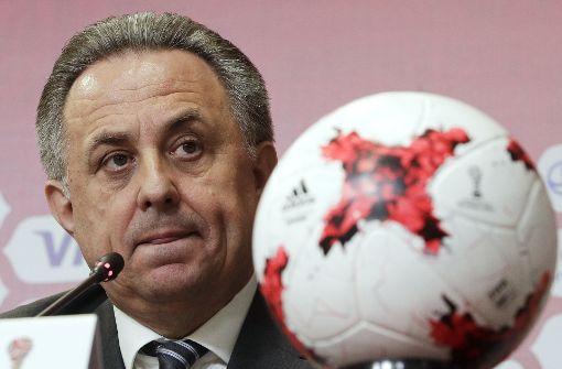 Überprüfung von Dopingproben russischer Fußballer auf Eis