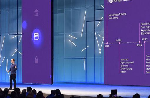 Mark Zuckerberg kündigt Partnersuche-Funktion an