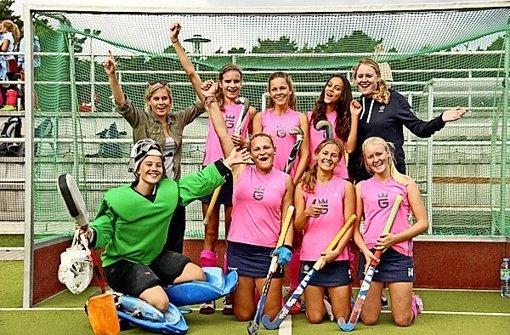 Degerlocher Hockey-Spielerinnen waren erfolgreich