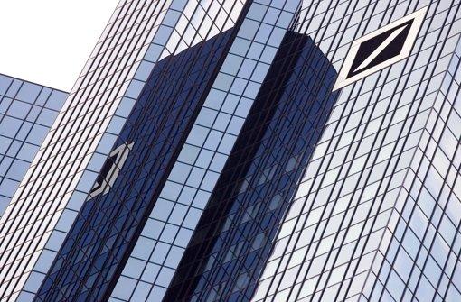 Deutsche Bank zahlt 775 Millionen Euro