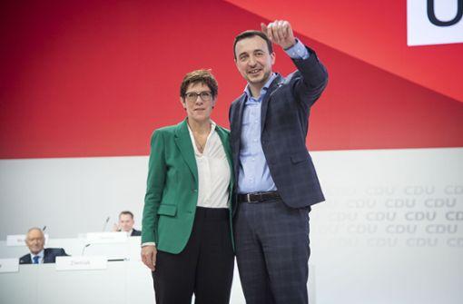 Paul Ziemiak zum neuen Generalsekretär gewählt