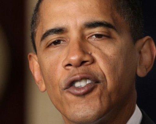 Obama schaltet sich ein