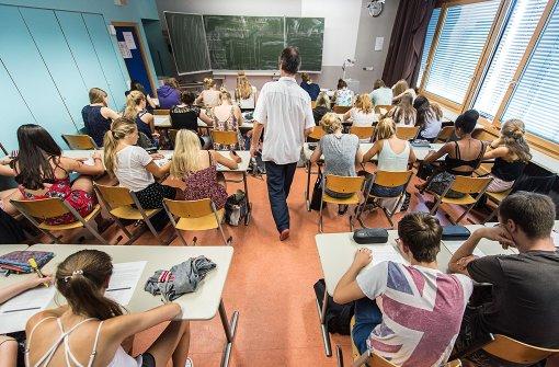 """Einigung bei Lehrerstellen sei """"Mogelpackung"""""""