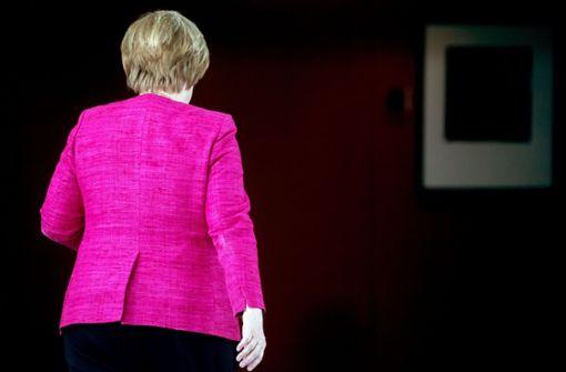 Das sagt die CDU in Baden-Württemberg zu Merkels Rückzug