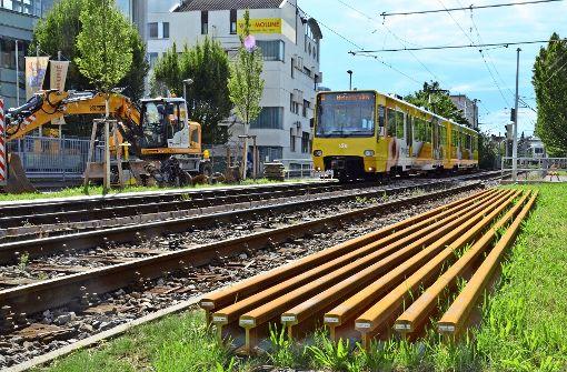 Stadtbahnverkehr in den Ferien unterbrochen