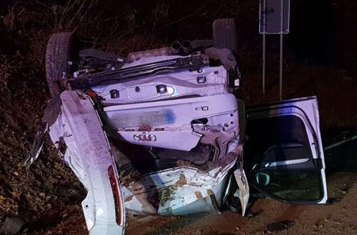 20-Jähriger nach Unfall lebensgefährlich verletzt