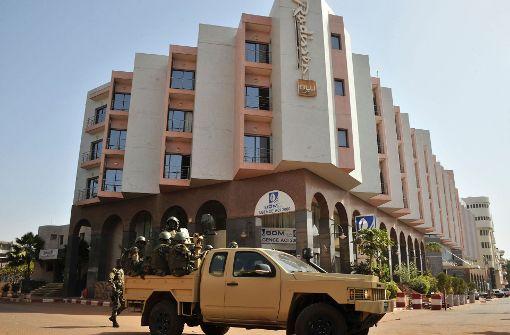 Zwei Tote nach Angriff in Ferienhotel
