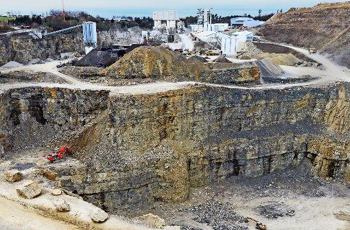 Lager für 40 Tonnen Sprengstoff geplant