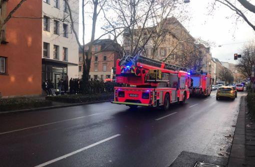Schule nach Zwischenfall im Chemielabor teils evakuiert