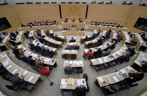 Landtag beschließt Rekord-Haushalt