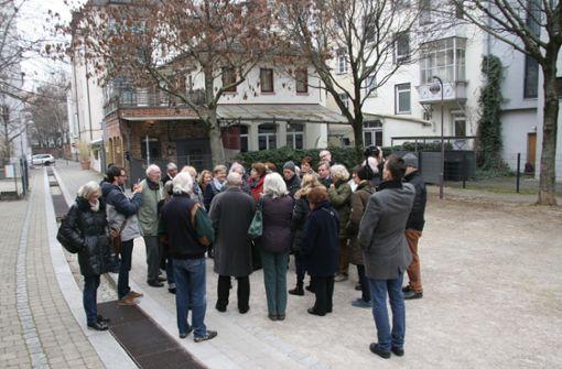 Bürgerinitiative  formiert sich   im Namensstreit