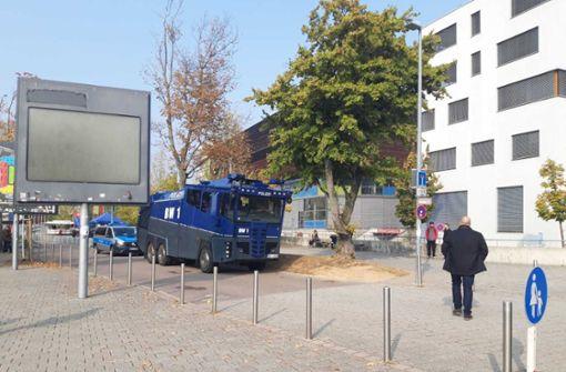 Liveblog: Erhöhte Polizeipräsenz – Lage ruhig
