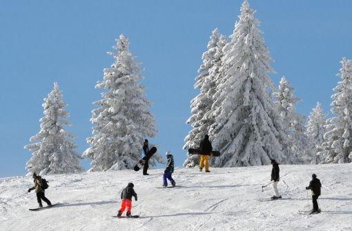 Pünktlich zum meteorologischen Winteranfang hat im Schwarzwald die Skisaison begonnen. Foto: dpa