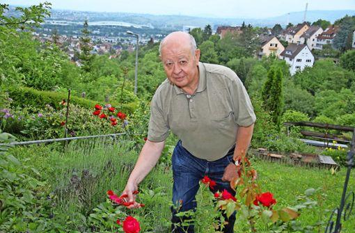Der ehemalige Schultes  Hans-Peter Seiler hat als Pensionär viele Ehrenämter