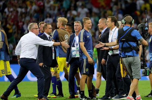 Geldstrafe für DFB-Mitarbeiter nach Tumulten