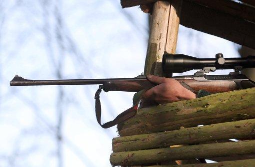 Jäger dürfen nicht leiser töten