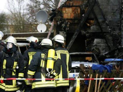 Fünf Tote bei Brandtragödie
