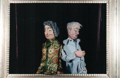 Puppen-Kabarett und Rückentraining