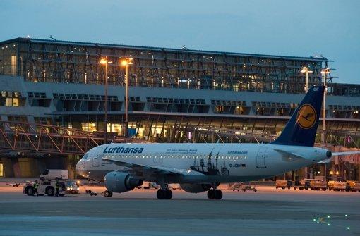 Pilotenstreik erreicht Flughafen Stuttgart