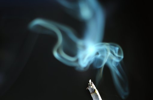 Zigarettenkippe verursacht Explosion in Gulli