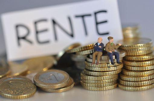 SPD-Rentenkonzept setzt Union unter Druck