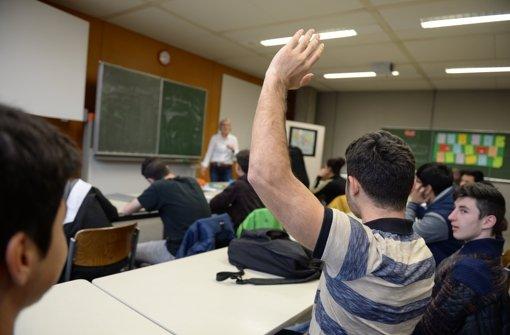 Bildungstest soll Flüchtlingen helfen
