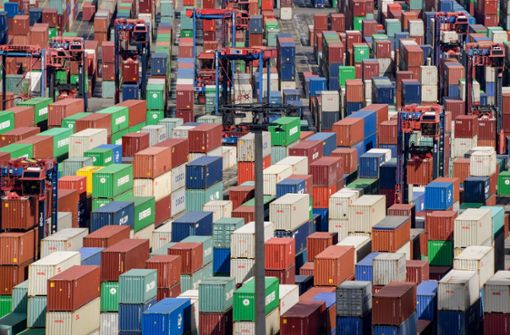 Südwest-Exporte steigen – große Nachfrage aus Asien