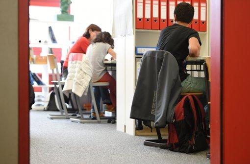 Individuelles Lernen an einer Gemeinschaftsschule Foto: dpa