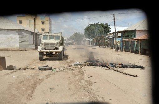 Anführer der Al-Shabaab-Miliz getötet