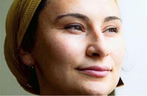 Emel Geris spricht über ihre   Bildwelt