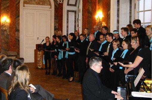 Festakt mit Melodie und Harmonie