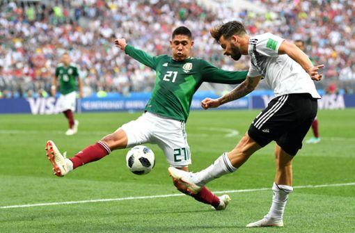 Gedämpfte Freude des WM-Debütanten