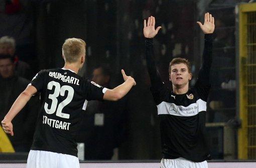 VfB-Timos sind mit von der Partie