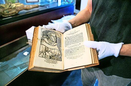 Briefe Von Luther : Reformation in esslingen luthers deeskalierende briefe an