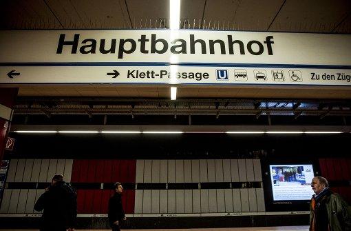 Rollstuhlfahrer begrapscht Mädchen am Hauptbahnhof