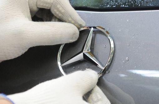 Daimler will Absatz in den USA steigern