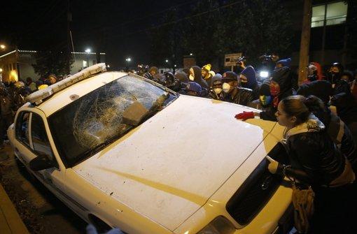 USA protestieren gegen Polizeigewalt