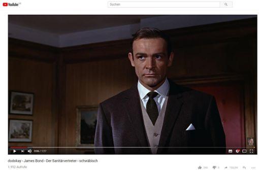 James Bond kann schwäbisch