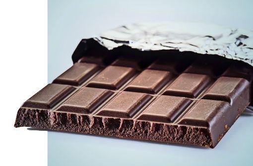 Die Schokolade der Kollegin aufgegessen