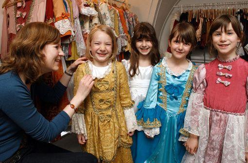 Für Kinder gibt Extraprogramme im Schloss.  Foto: Schlossverwaltung
