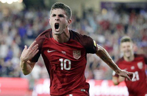 """Christian Pulisic zum jüngsten """"US-Fußballer des Jahres"""" gewählt"""