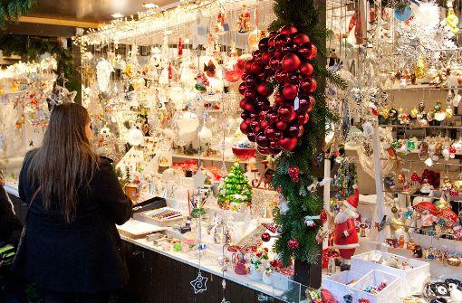 IS-Mitglieder sollen Anschlag auf Weihnachtsmarkt geplant haben