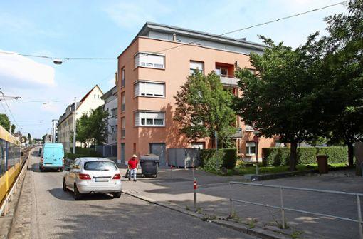 Von  April 2019 an wird die  Hedelfinger Straße Foto: Mathias Kuhn