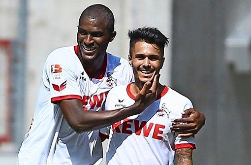 Selbstbewusste Kölner gegen den VfB