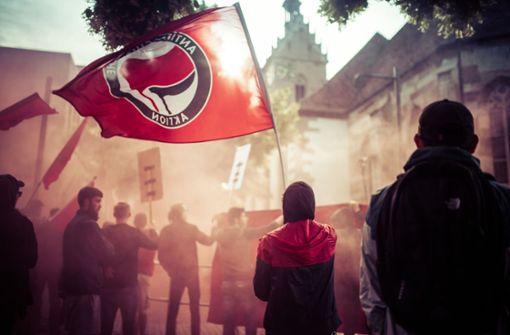 Antifa kündigt Demo auf dem Stuttgarter Marienplatz an