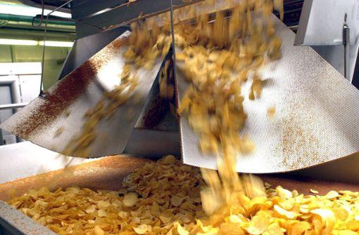 Funny Frisch ruft Chips zurück