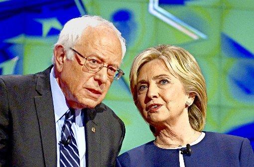 Clintons Niederlage ist   Niederlage der Partei