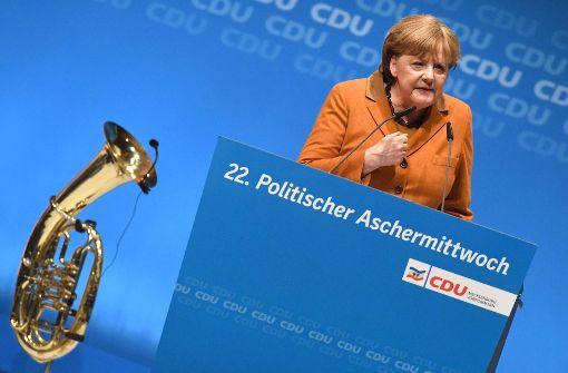 Merkel fordert Freilassung des Journalisten