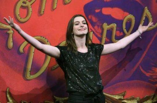 Goldener Pott für Anne Hathaway