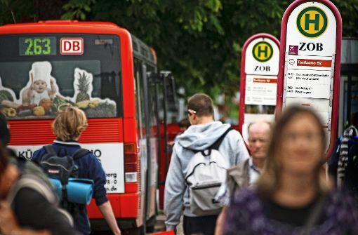 Erster Zuschlag für heimische Busfirma